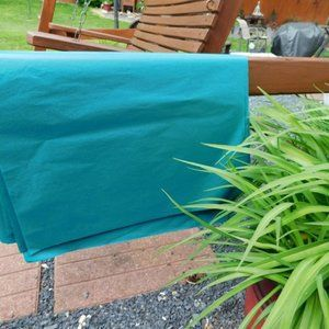 PRICE IS FIRM Teal Tissue Paper 20X30 100 Sheets